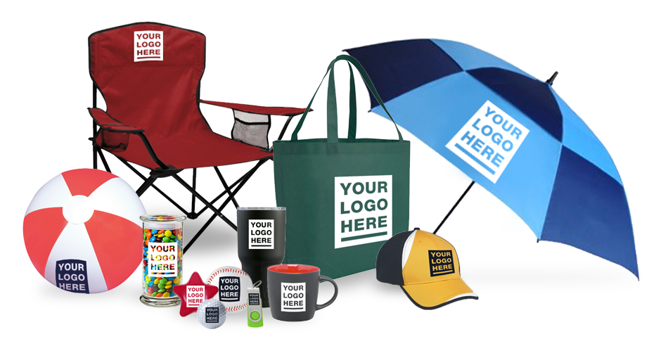 2bddedc29 We specialize in all types of branded items. We can put your logo on  anything and make it your own! Whether it's a wearable item or a customized  specialty ...